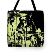 Led Zeppelin No.05 Tote Bag by Caio Caldas