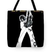Led Zeppelin No.06 Tote Bag by Caio Caldas
