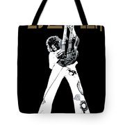Led Zeppelin No.06 Tote Bag by Caio Caldas