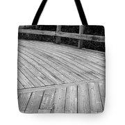 Left Turning Tote Bag by Allan Morrison