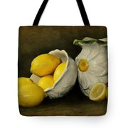 Lemons Today Tote Bag by Diana Angstadt