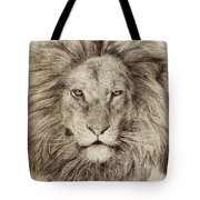 Leo Tote Bag by Eric Fan