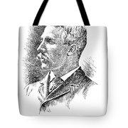 Leonard Wood (1860-1927) Tote Bag by Granger