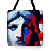 Liberty 3 Tote Bag by Angelina Vick