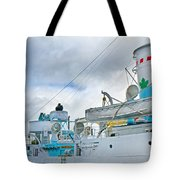 Lifesavers Tote Bag by Betsy C  Knapp