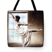 Light Elegance Tote Bag by Richard Young