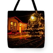 Lighting The 905 Tote Bag by Toni Hopper