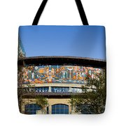 Lila Cockrell Theatre - San Antonio Tote Bag by Christine Till