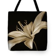Lily Tote Bag by Sandy Keeton