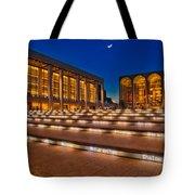 Lincoln Center Tote Bag by Susan Candelario