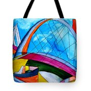 Linking Tote Bag by Beverley Harper Tinsley