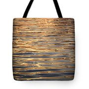 Liquid Gold Tote Bag by Elena Elisseeva