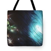 'liquid Lust' Tote Bag by Christian Chapman Art