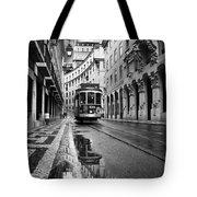 Lisbon Tote Bag by Jorge Maia