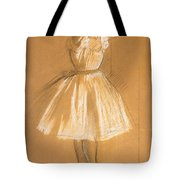 Little Dancer Tote Bag by Edgar Degas