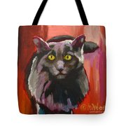 Little Darling Knows Tote Bag by Katrina West