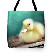 Little Miss Sunshine Tote Bag by Amy Tyler
