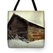 Little Shed Tote Bag by Julie Hamilton