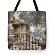 Littlefield Home Tote Bag by Jane Linders