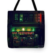 Live Bait Tote Bag by Andrew Paranavitana