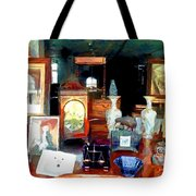 Living In Past Glory  Tote Bag by Steve Taylor