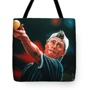 Lleyton Hewitt 2  Tote Bag by Paul Meijering