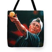Lleyton Hewitt 2  Tote Bag by Paul Meijering
