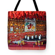 LOBSTER FLOP Tote Bag by Skip Willits