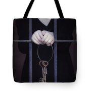 Locked-in Tote Bag by Joana Kruse