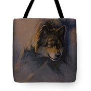 Locked on Target Tote Bag by Mia DeLode