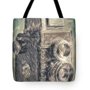 Lomo Tote Bag by Taylan Soyturk