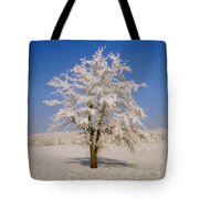 Lonely Tote Bag by Aged Pixel