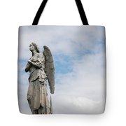 Lonely Angel Tote Bag by Jennifer Lyon