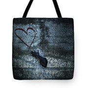 Longing For Love Tote Bag by Joana Kruse