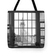 Looking Out Tote Bag by Mike McGlothlen