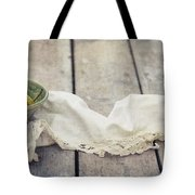Loosely Draped Tote Bag by Priska Wettstein