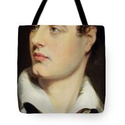 Lord Byron Tote Bag by William Essex