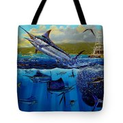 Los Suenos Tote Bag by Carey Chen