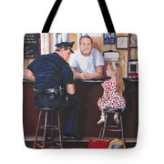 Lost And Found Tote Bag by Jack Skinner