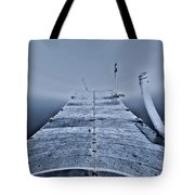 Lost At Sea Tote Bag by Dan Sproul