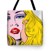 Lost Love Tote Bag by MGL Studio