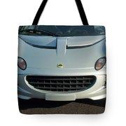 Lotus Elise Tote Bag by Jill Reger