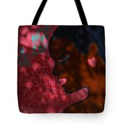 Love And Dreams Tote Bag by Xueling Zou