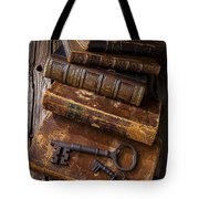 Love Reading Tote Bag by Garry Gay