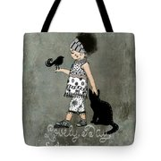 Lovely Day In My Kingdom Tote Bag by Barbara Orenya