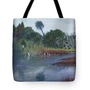 Low Country Social Tote Bag by Ben Kiger