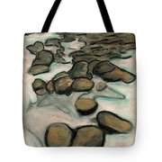 Low Tide Tote Bag by Carla Sa Fernandes