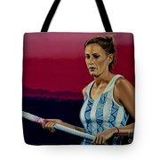 Luciana Aymar Tote Bag by Paul Meijering