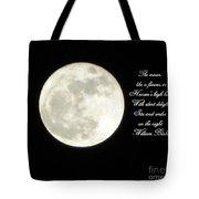 Lunar Verse Tote Bag by Avis  Noelle