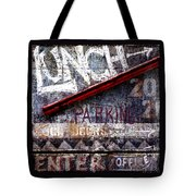 Lunch Tote Bag by Carol Leigh